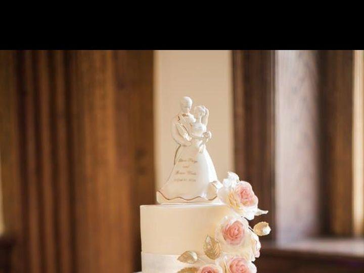 Tmx 1530798361 Fcce9b8a2e22327b 1530798360 Ef52e6f63e6c80e3 1530798347920 4 73DB184D 46B1 4A73 Tulsa, OK wedding cake
