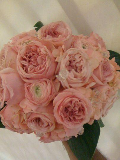 Pink buquet