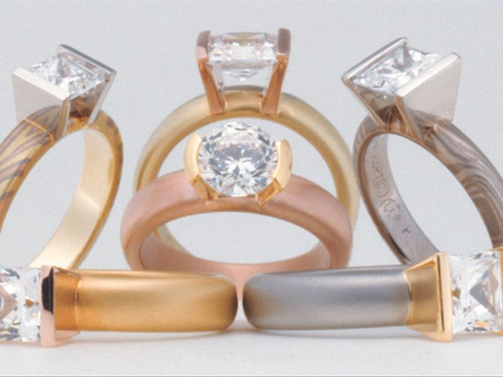 Tmx 1381768287730 V Channel Collection Minneapolis wedding jewelry