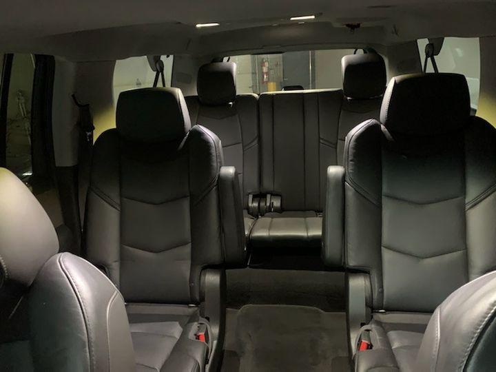 Luxury SUV 4 passenger