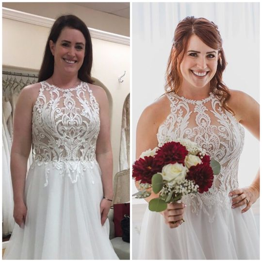 Before and After Alterations