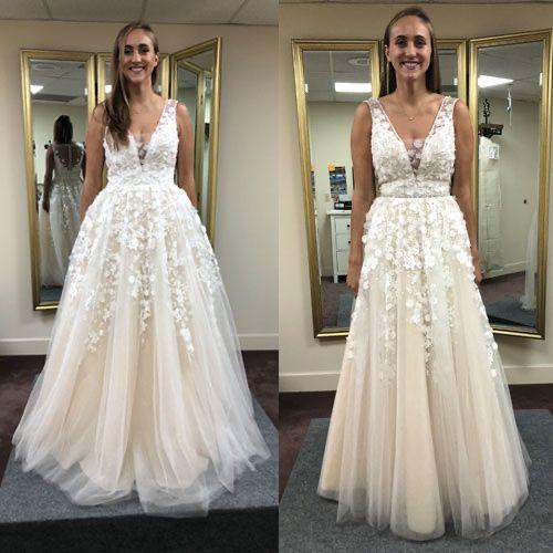 Tmx Britlyn Ba Hem Front 51 21498 159189978845817 San Diego, California wedding dress