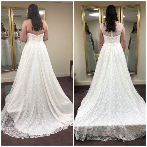 Tmx Custom Lace Topper Back 51 21498 159189981691959 San Diego, California wedding dress