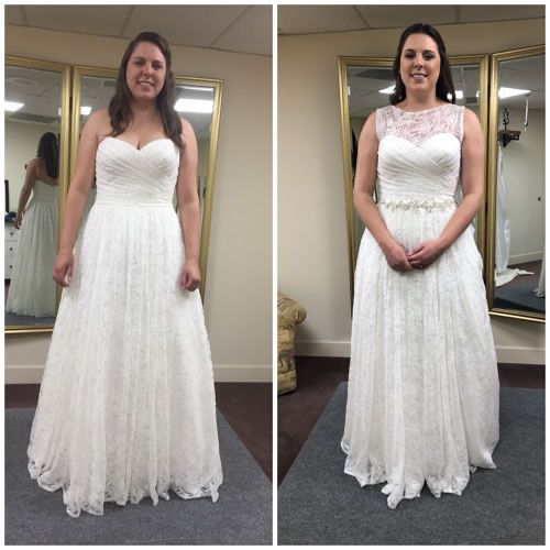 Tmx Custom Lace Topper Front 51 21498 159189982556100 San Diego, California wedding dress