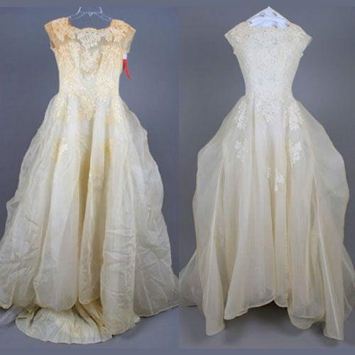 Tmx Vintage Clean Restoration 51 21498 159190137491449 San Diego, California wedding dress
