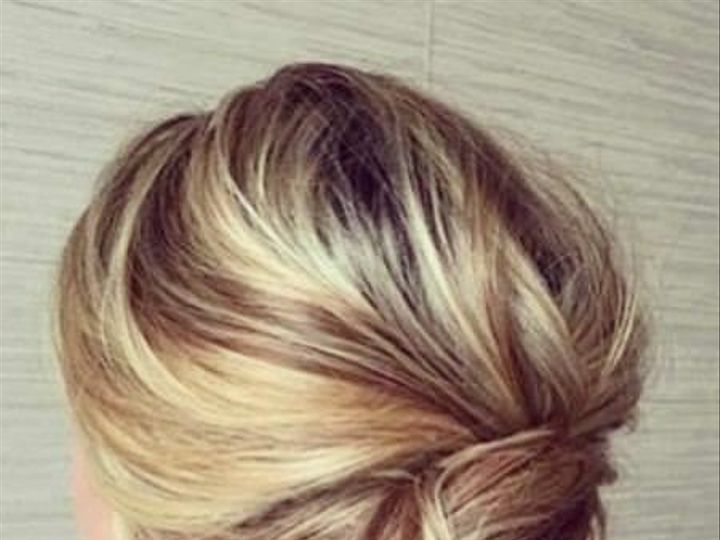 Tmx 1500237255369 Hair Updos Formal Hair Formal Updos For Thin Hair Greenwich, CT wedding beauty