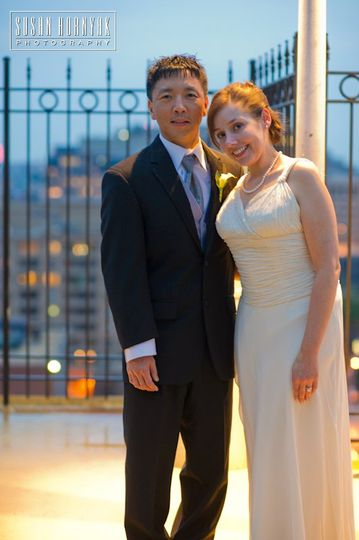 Wedding portrait - Susan Hornyak Photography