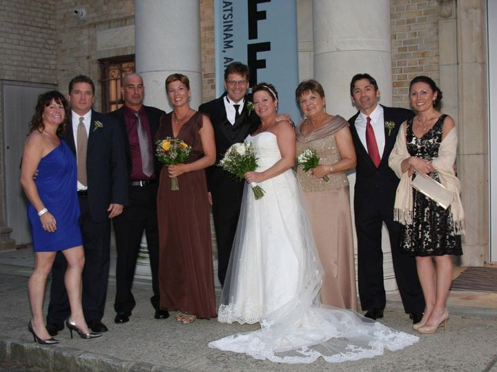 Tmx 1352063341656 MaureenandAngus Arlington, VA wedding officiant
