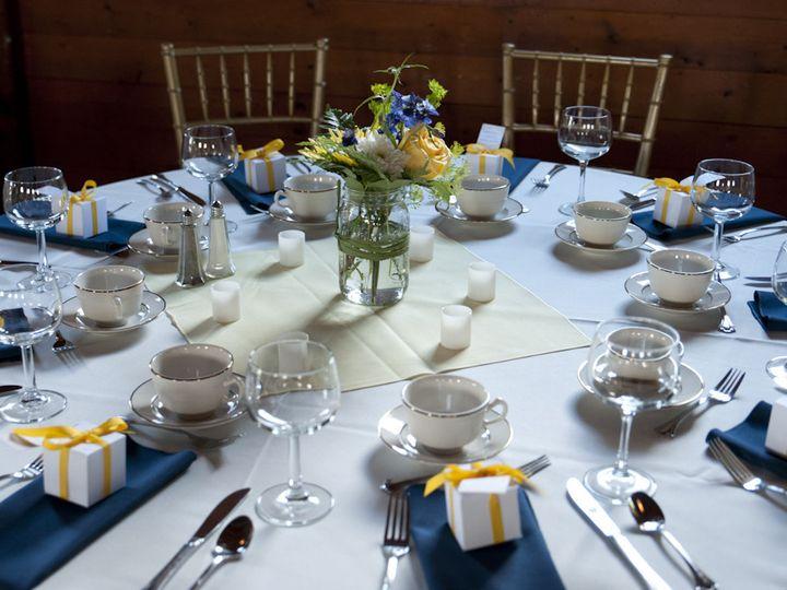 Tmx 1393444735278 Krentzman Blue Yellow Tabl West Hartford, CT wedding catering