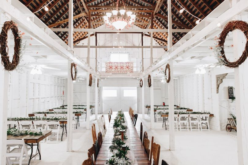 Historic Barn / Reception