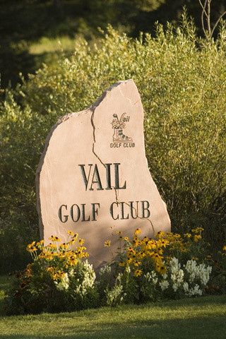 Vail Golf & Nordic Clubhouse and Wedding Island