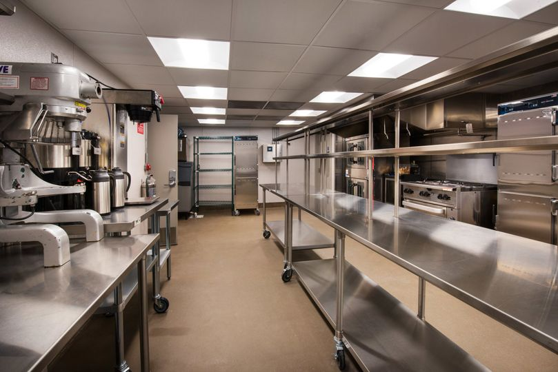 Catering kitchen