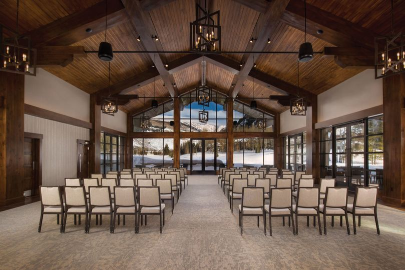The Gore Range Room with spectacular mountain views