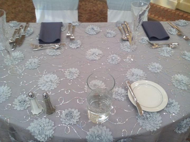 bridelysilver headtable