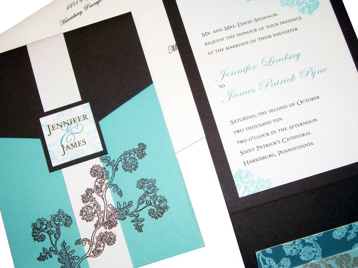 Tmx 1355178449143 1 Columbia wedding invitation