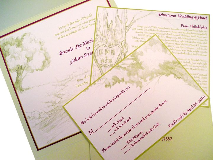 Tmx 1355178505927 34 Columbia wedding invitation
