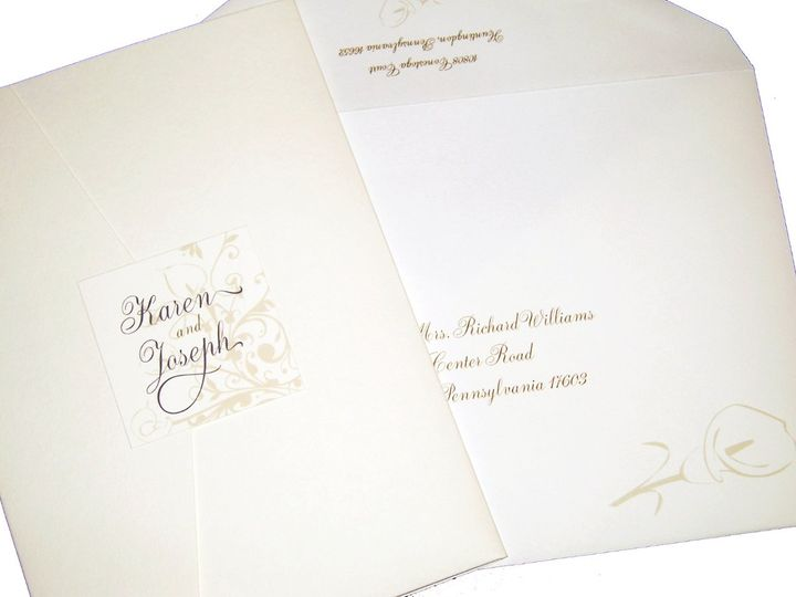 Tmx 1355178533523 50 Columbia wedding invitation