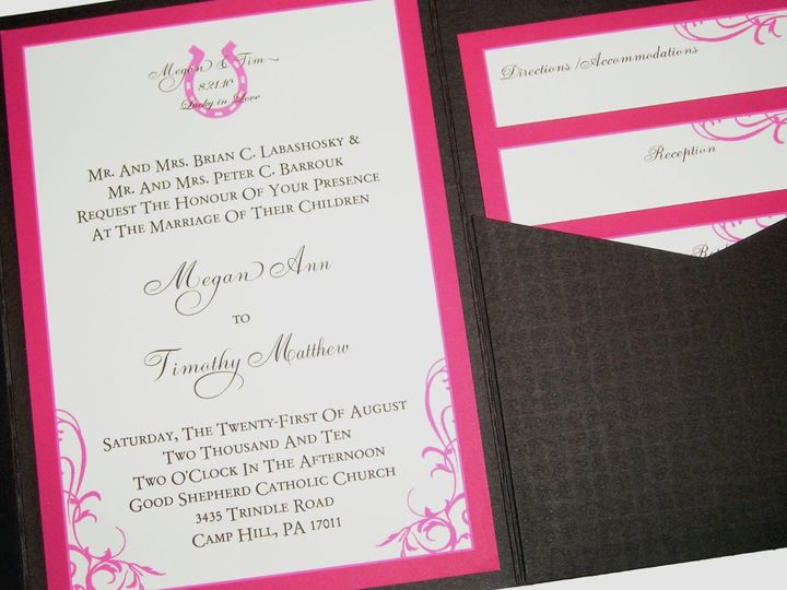 Tmx 1355178603053 73 Columbia wedding invitation