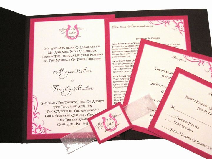 Tmx 1355178628353 78 Columbia wedding invitation