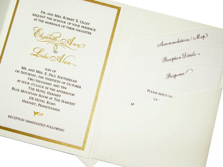 Tmx 1355178668930 92 Columbia wedding invitation