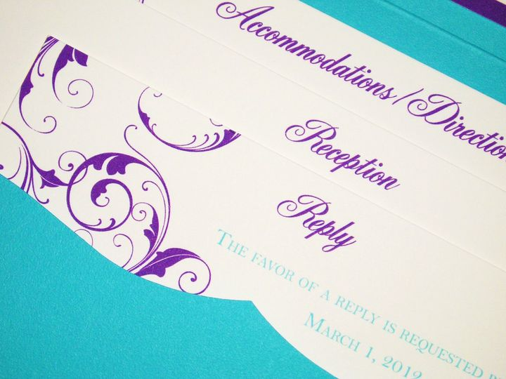 Tmx 1355178750039 141 Columbia wedding invitation