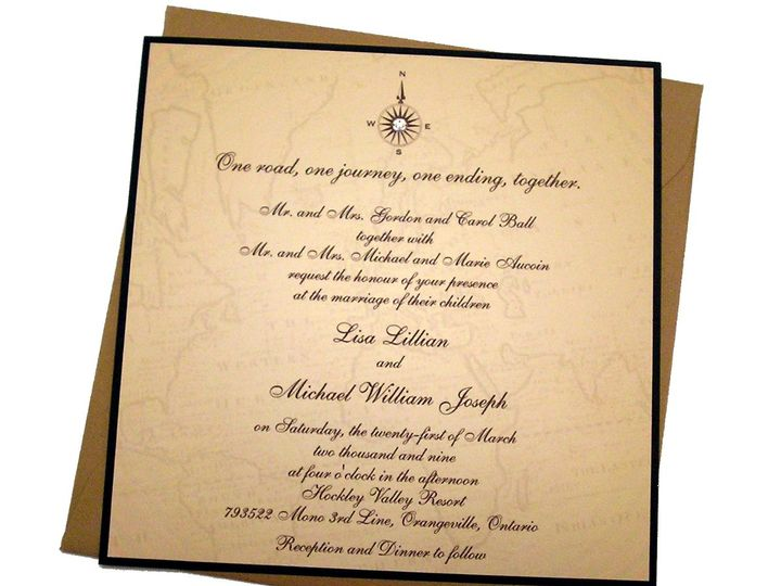 Tmx 1355179020953 9 Columbia wedding invitation