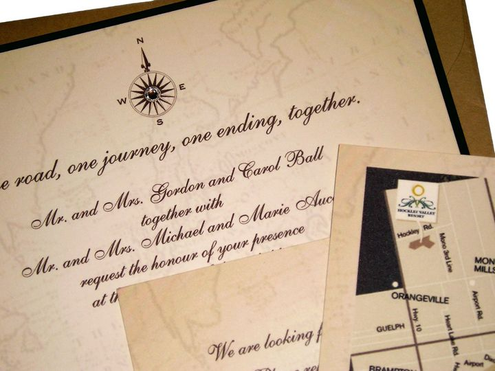 Tmx 1355179027856 11 Columbia wedding invitation