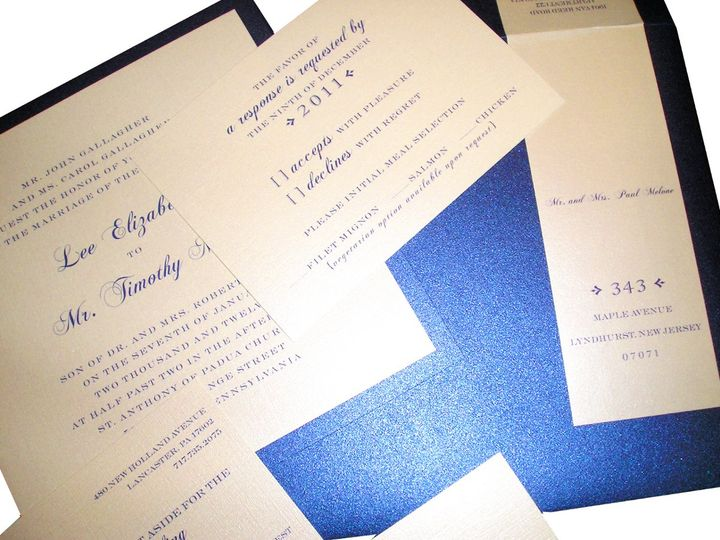 Tmx 1355179167515 5 Columbia wedding invitation