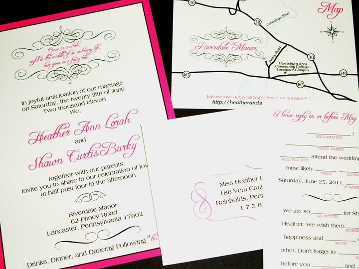 Tmx 1355179199996 100 Columbia wedding invitation