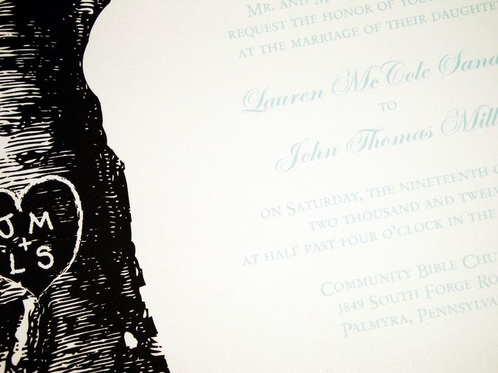 Tmx 1355179231789 120 Columbia wedding invitation