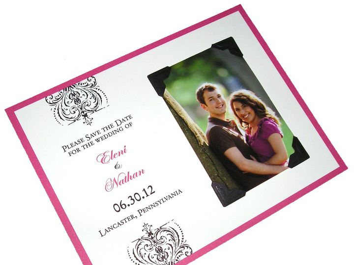 Tmx 1355179238393 150 Columbia wedding invitation