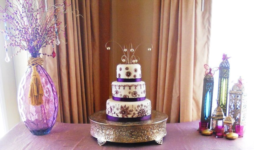 Anniecakes Wedding Cake Dunedin Fl Weddingwire