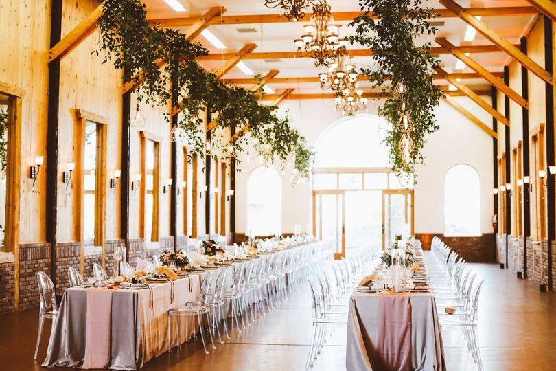The carriage house ballroom