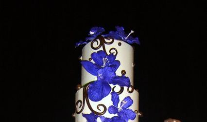 Scrumptious Wedding & Specialty Cakes: Home of Colette's Cake Goddess