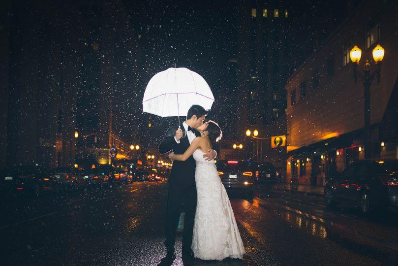 Couple kissing | ANIKO Photography