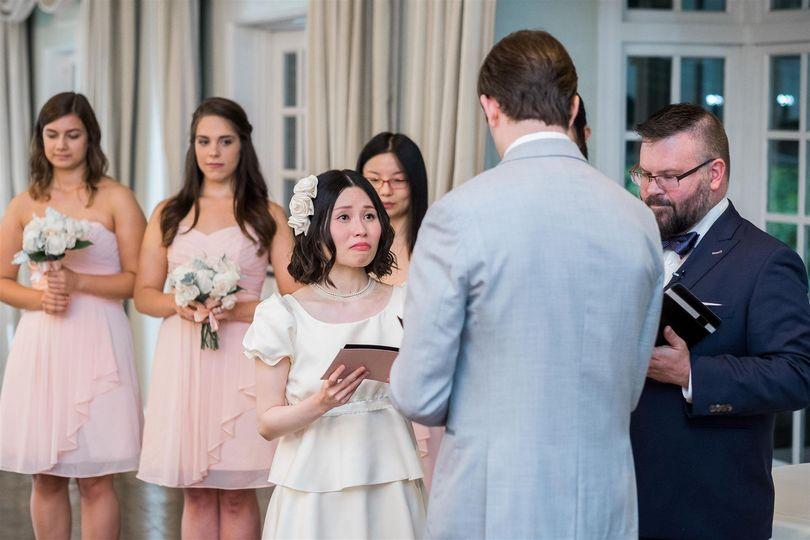 Bride's Tears