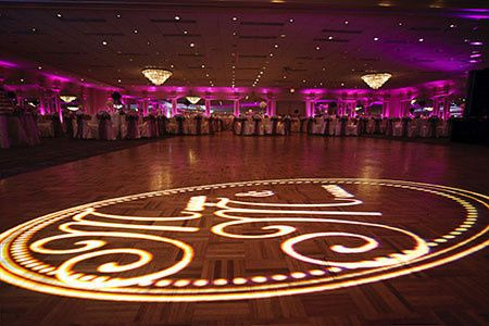 Lighting and monogram lights