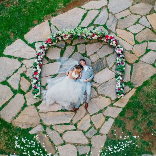 Ceremony Half Crescent