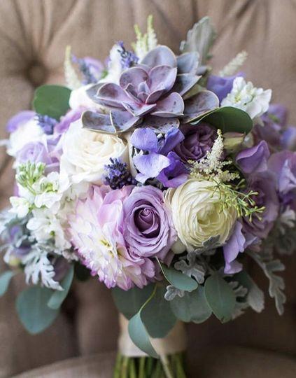 Succulent Bouquet!