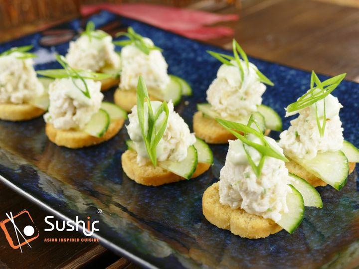 Tmx Yuzu Crab Salad On Crostini 51 779498 159344846890099 Houston, TX wedding catering