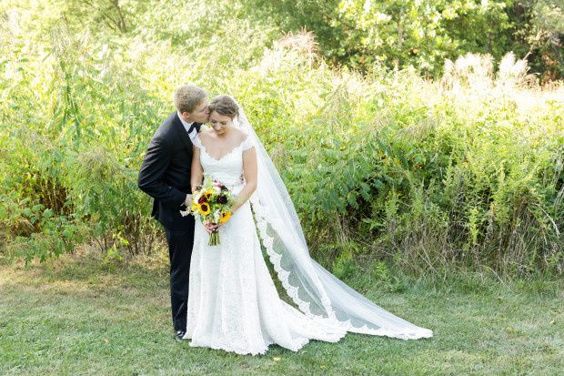 wildflower bed and breakfast wedding washington dc