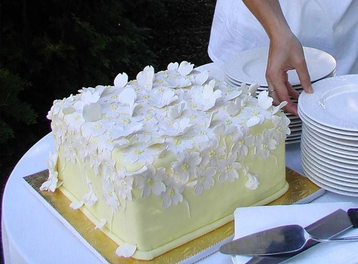 Westbury garden cake