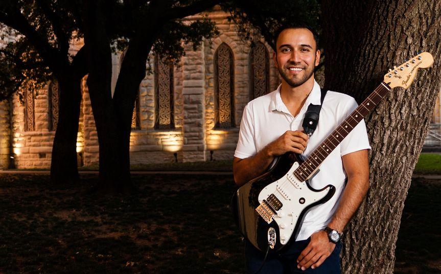 Adrian Garza Music