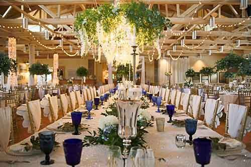Decor by Creations: An Event Studio at Lakeside Ballroom