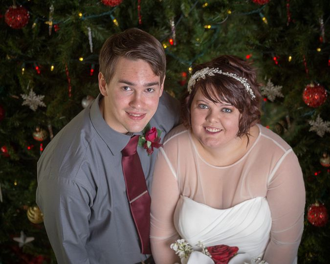 Christmas Wedding Day