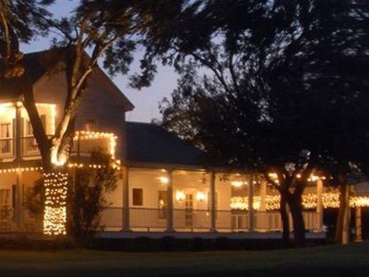 Tmx 1425357095718 Outside Venue Night Pic Hockley, TX wedding venue
