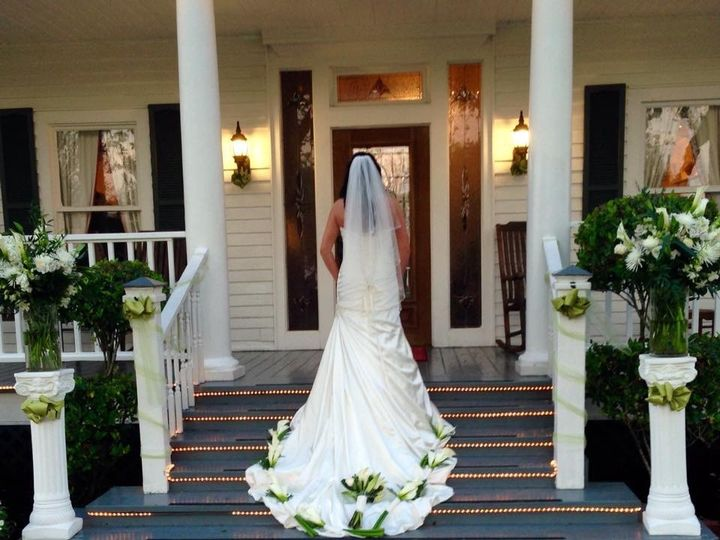 Tmx 1431792984296 Wedding Dress And Flowers At House Plantation Hockley, TX wedding venue