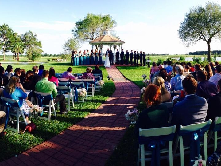 Tmx 1431793203835 Beautiful Outdoor Wedding Hockley, TX wedding venue