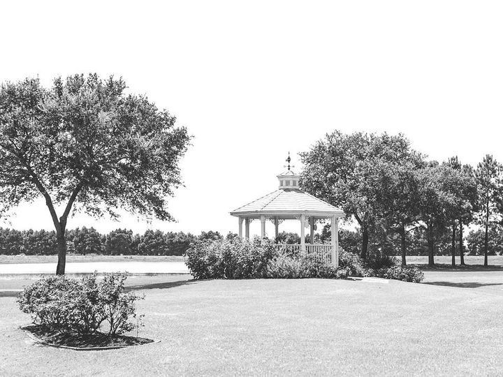 Tmx 1452274827604 Beautiful Ground Views Of Gazebo And Lake At A Hou Hockley, TX wedding venue