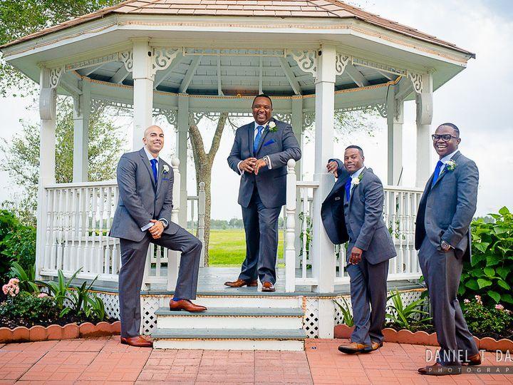 Tmx 1452275501835 Casual Groomsmen At The Gazebo At House Plantation Hockley, TX wedding venue